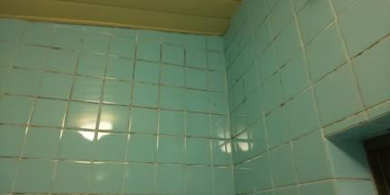 浴室タイルクリーニング