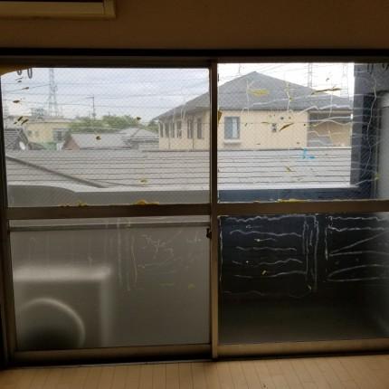 窓ガラス清掃