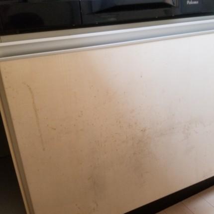 キッチン収納クリーニング