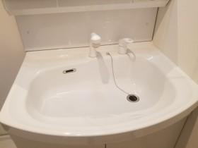 洗面クリーニング