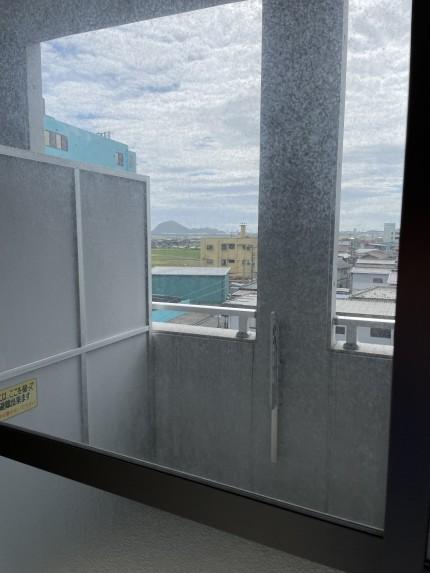 窓サッシクリーニング