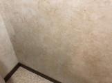 トイレの壁洗浄