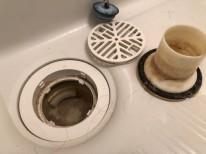 浴室排水口