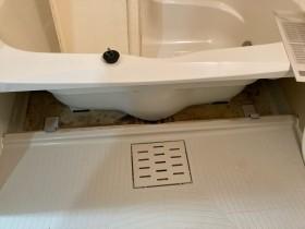 浴室エプロン