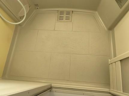 浴室床クリーニング