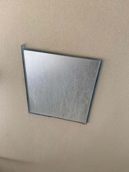 鏡ウロコ研磨