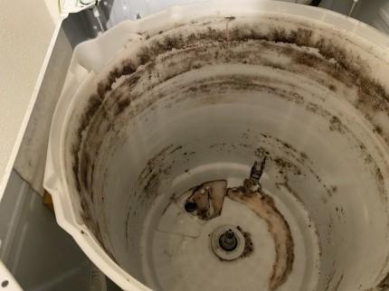 洗濯機クリーニング~