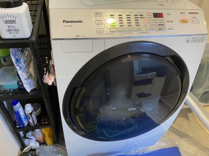 ドラム式洗濯機クリーニング